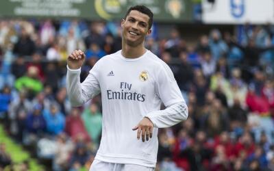 Cristiano Ronaldo estaría pensando en marcharse a París.