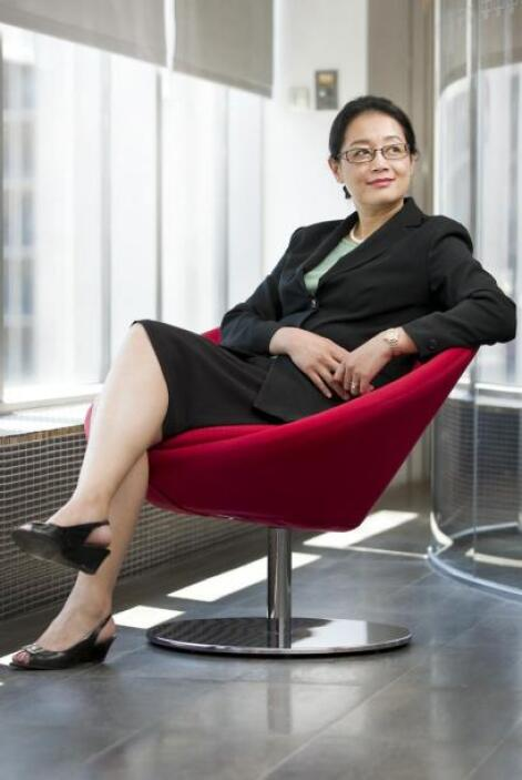 95.- JENNIFER LI: Es la ejecutiva de la segunda mayor empresa de China....