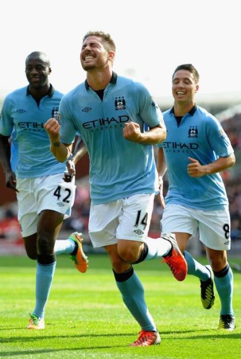 El City, campeón inglés que hace un año cayó en la primera fase, llegará...