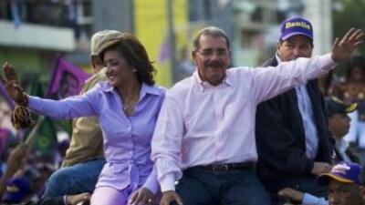 El candidato a la Presidencia de Dominicana, Danilo Medina, afirmó que t...