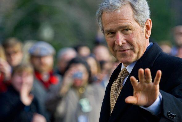 Será fatalmente recordado porque al término de su mandato,...