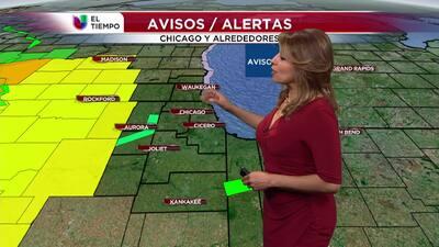 Chicago bajo alerta por tormentas
