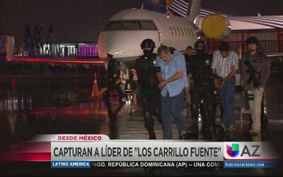 Capturan a líder del Cartel de Juárez