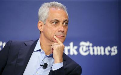 """""""Quiero ser claro, (Chicago) es una ciudad santuario por muchas raz..."""