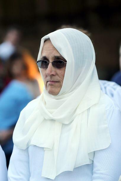 Paula Kassig, madre de Abdul-Rahman, no encuentro alivio desde que su hi...