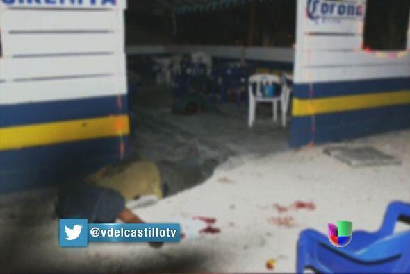 """Un ataque perpetrado en el bar """"La Sirenita"""" por un grupo arma..."""