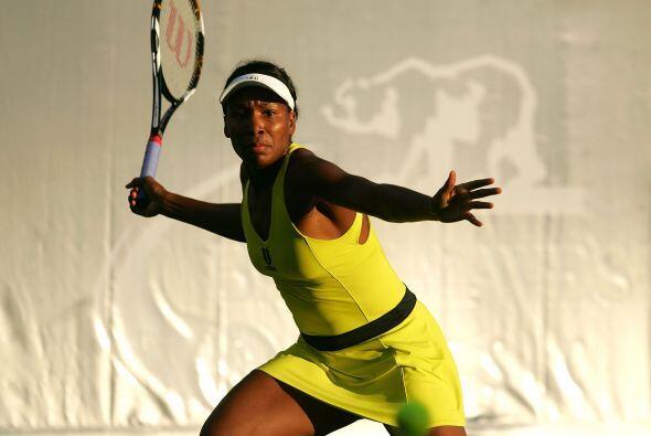 05. Venus Williams (EUA) 4,985