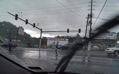 A lo largo y ancho de Puerto Rico se comparten imágenes de las pe...