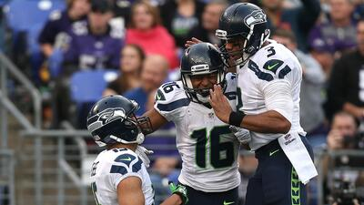 Seahawks 35-6 Ravens: Seattle le gana el vuelo a Baltimore (video)