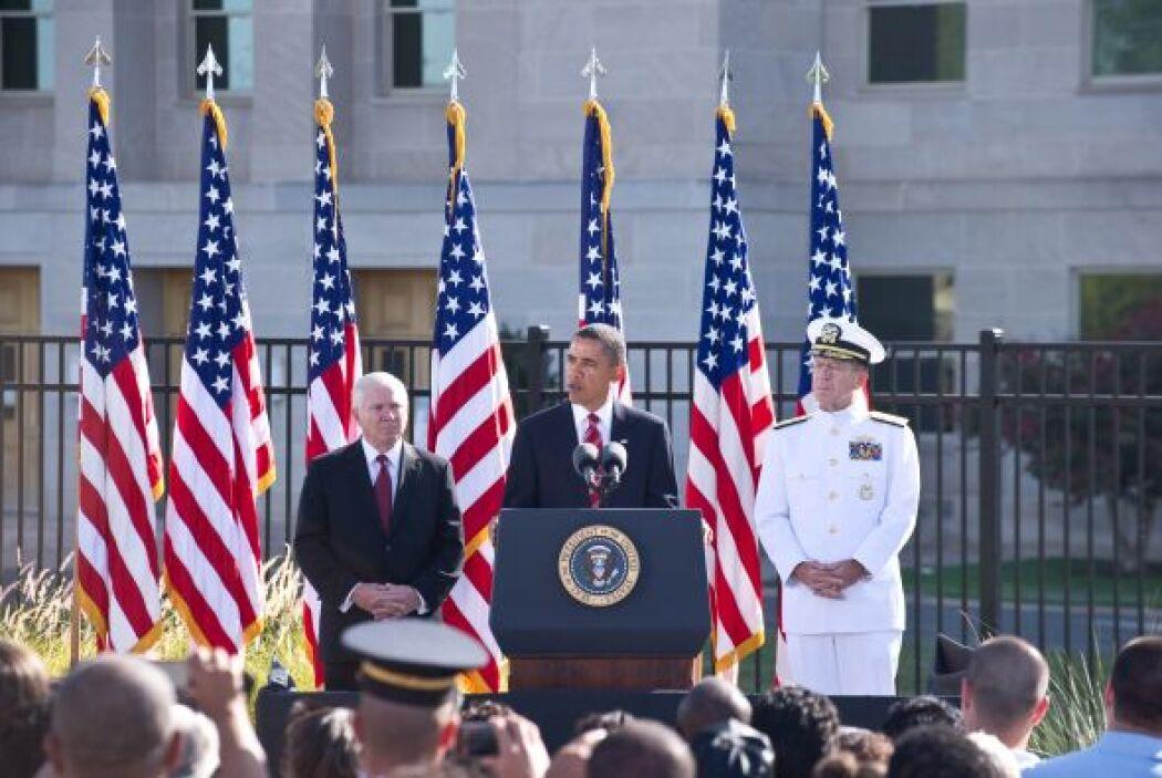 """Este día debe servir para recordar que """"somos una nación, un pueblo, uni..."""