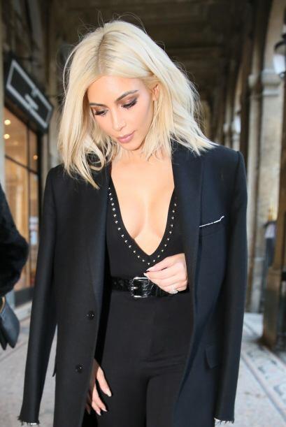 Pero Kim es imparable.