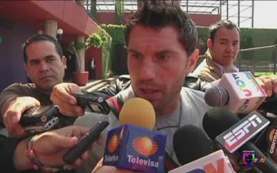 Leandro Cufré  habló de Miguel Pinto y su deber como jugador