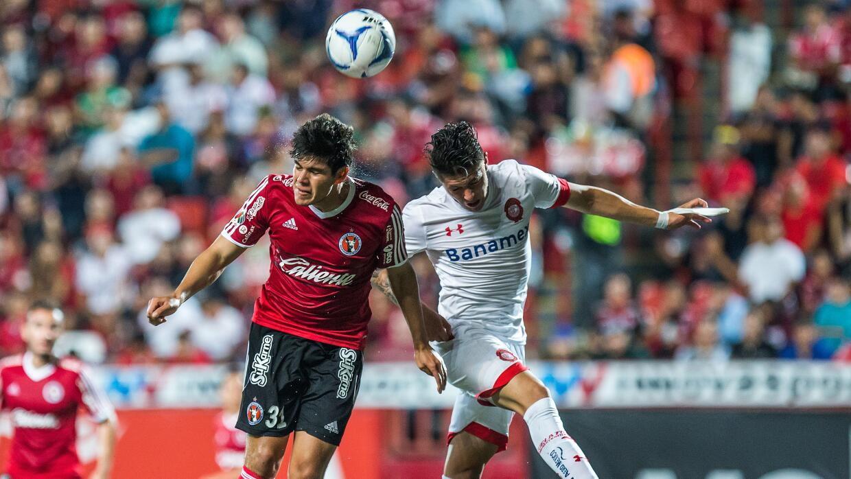 Toluca avanzó en la Copa MX.
