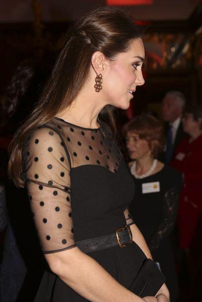 Kate Middleton se ha destacado por su trabajo con instituciones de ayuda...