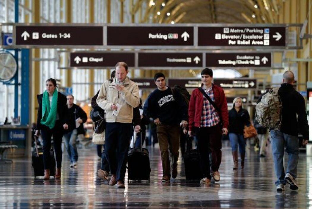 Sin embargo, casi 300 vuelos de American Airlines y American Eagle desde...