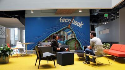 Facebook campus Menlo Park