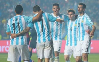Argentina buscará el título de Chile 2015.