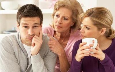 Top 5 tipos diferentes de suegras