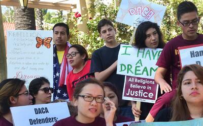 Las tres vías por las cuales un congresista quiere ayudar a los dreamers