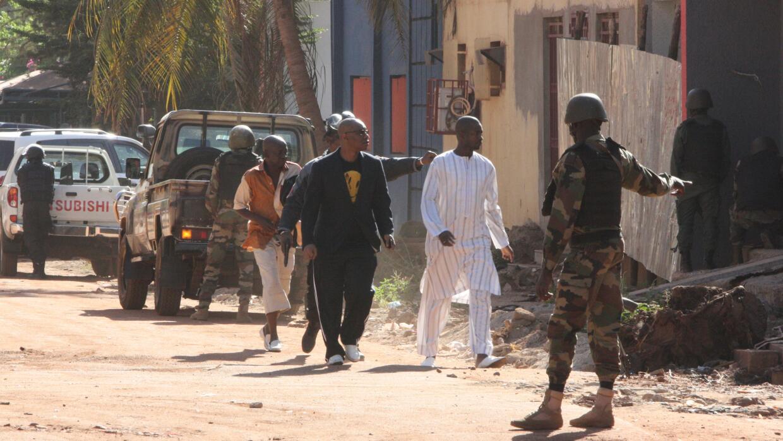 Ataque yihadista en hotel en Mali