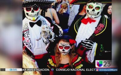 Celebra el Día de los Muertos en el teatro Prometeo