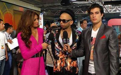 Premios Juventud Backstage Sensato
