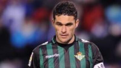 El conjunto bético sigue en caída libre en la Liga española.
