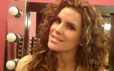 Greidys Gil, Nuestra Belleza Latina 2009, en clases intensivas de actuación