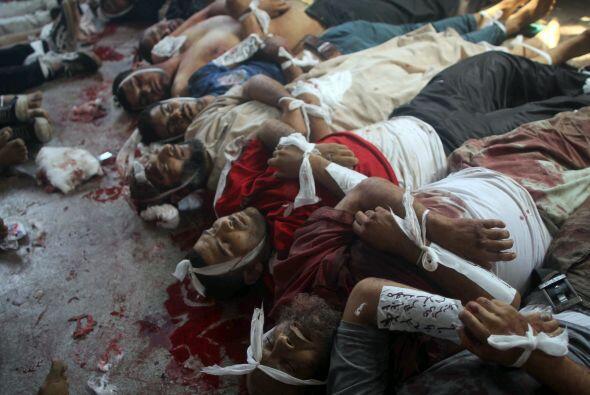 En tanto, el primer ministro egipcio, Hazem el Beblaui, aseguró q...