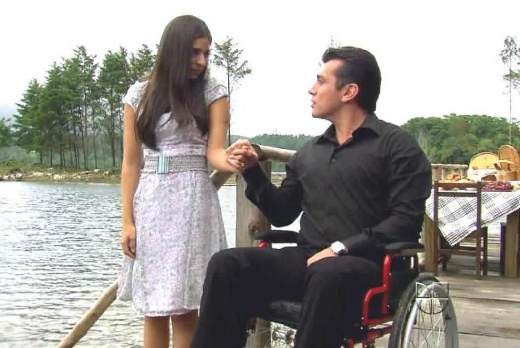 """Rogelio era un hombre difícil pero logró enamorar a """"Ana Paula"""" y a las..."""