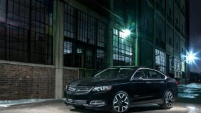 Chevrolet Impala Midnight Edition 2016