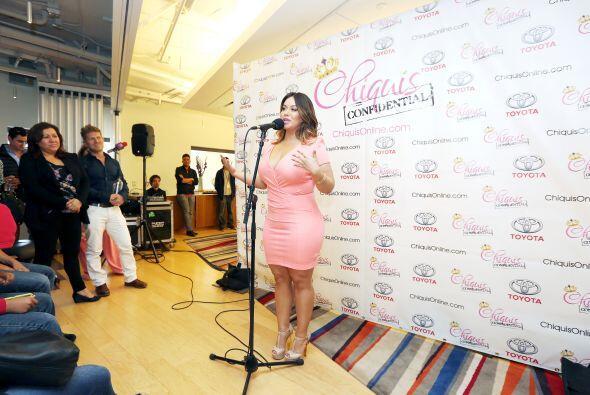 La hija mayor de Jenni Rivera presentó su programa documental tit...