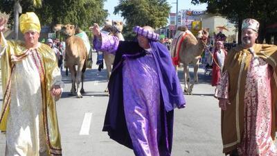 La Parada y el Festival de los Reyes Magos es una conmemoración anual qu...