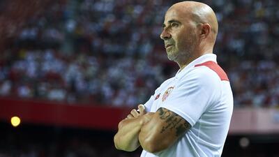 """Jorge Sampaoli y su futuro como DT de la Argentina: """"Tengo la ilusión de..."""