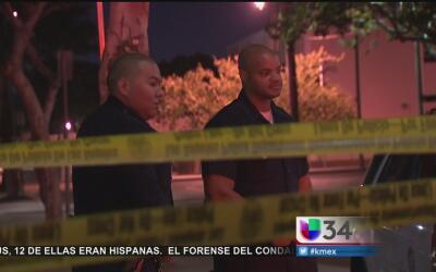 Buscan a pistolero que asesinó a un adolescente y dejó a dos heridos en...