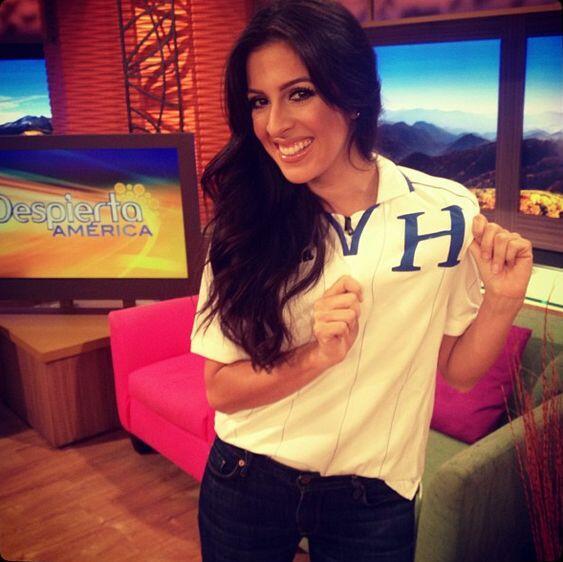 """""""¡Desde ya apoyando a Honduras! Todos con la #H!"""", comen..."""
