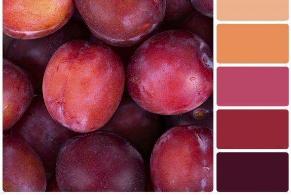 Otros hermosos colores que puedes tomar para la ambientación de t...