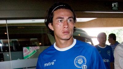 Alfredo Pacheco, ex jugador salvadoreño