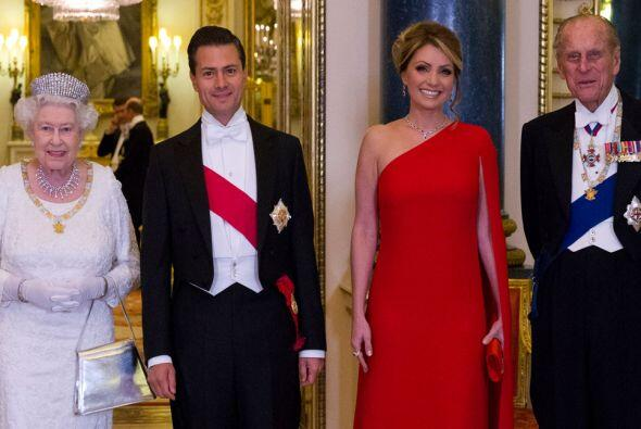 La Gaviota ha refinado su gusto durante su papel de primera dama.