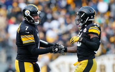 Steelers no tuvieron piedad con Miami y ahora visitarán a Kansas City