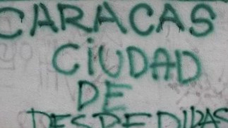 """Polémica por video """"Caracas, Ciudad de despedidas"""" (Imagen tomada de Yo..."""