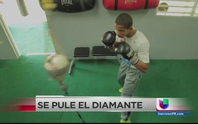 "Ante su mayor reto Félix ""El Diamante"" Verdejo"