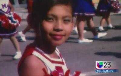 Familiares se despiden de la pequeña Marta Guzmán