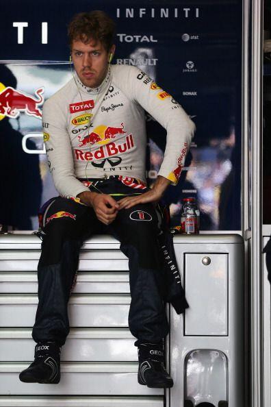 Sebastian Vettel tendrá que mostrar que pone primero al equipo en China.