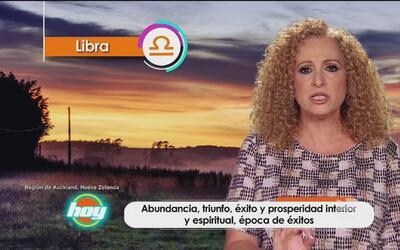 Mizada Libra 17 de octubre de 2016