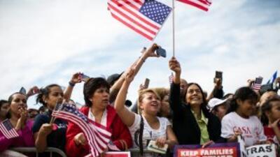 Los activistas por la reforma migratoria anuncian actos de desobediencia...