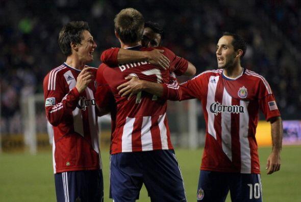 Sigue el gran momento goleador de Juan Pablo Ángel, quien por segundo pa...
