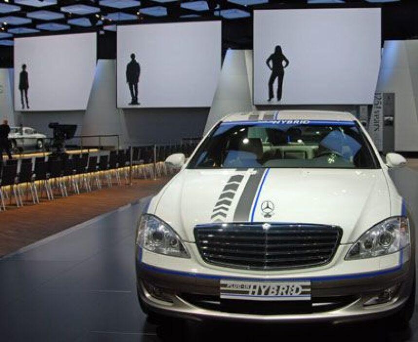 Lo nuevo de Mercedes-Benz La firma de la estrella sabe que la tendencia...