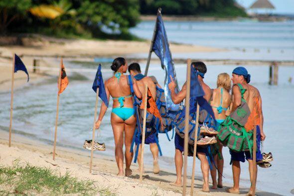 Después de varios ciclos atrapados en Playa Baja, las Barracudas se fuer...