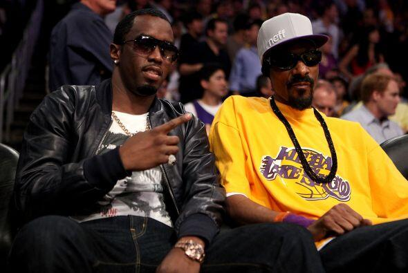 En la década de los '90, P. Diddy y Snoop Dogg se movían en bandos enemi...